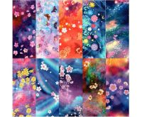 Halo Create Nail Foil Transfers Floral Fantasy 10 Pack