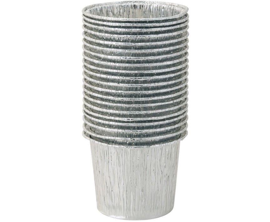 DEO Mini Wax Heater Foil Cups 20 Pack