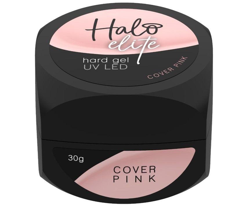 Halo Elite Hard Gel Cover Pink 30g