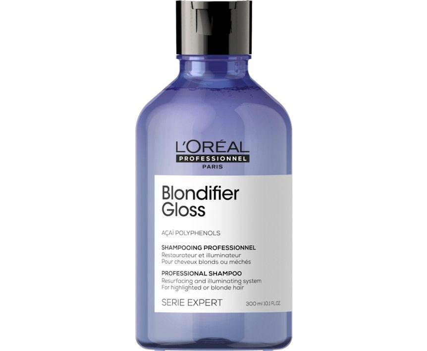 Serie Expert Blondifier Gloss Shampoo 300ml
