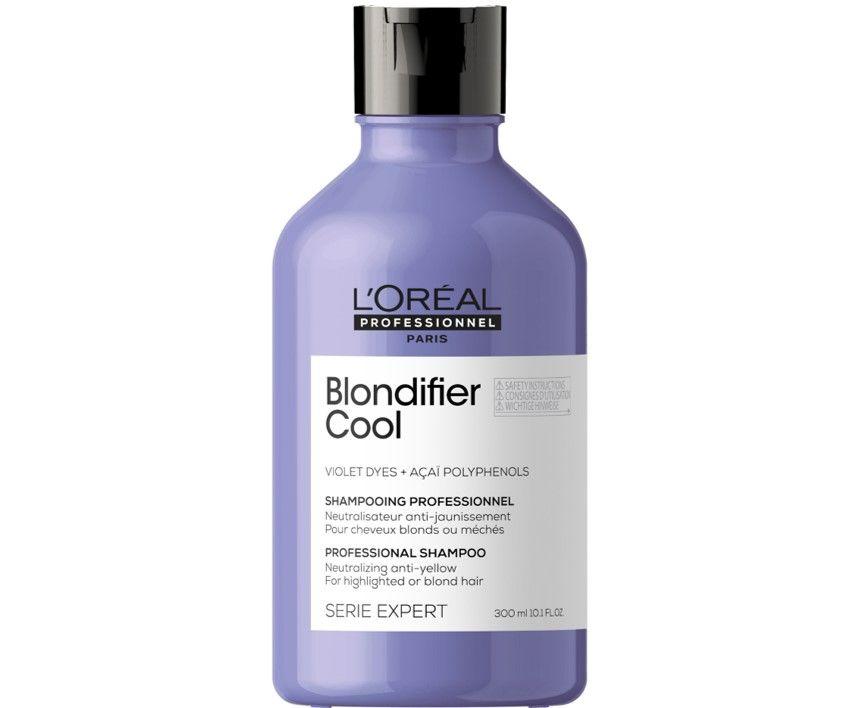 Serie Expert Blondifier Cool Shampoo 300ml