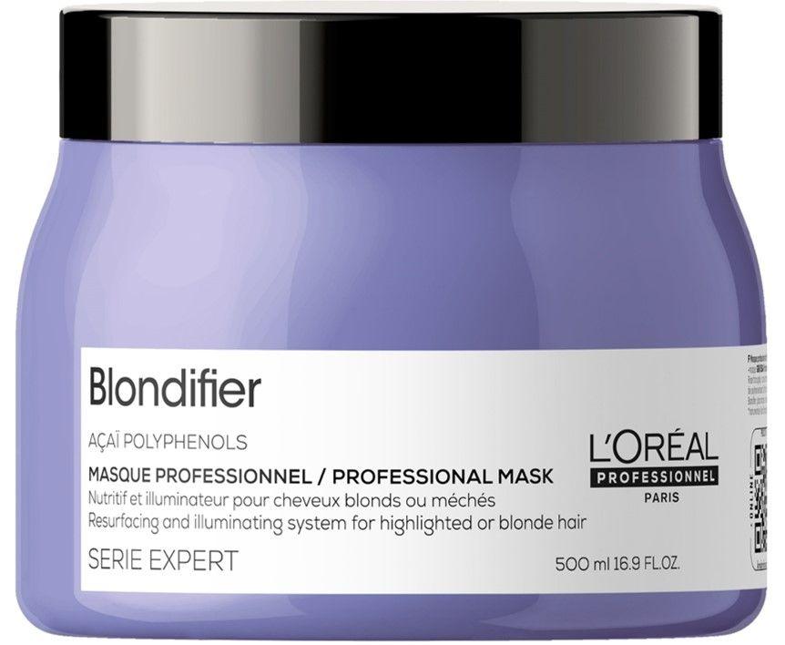 Serie Expert Blondifier Mask 500ml