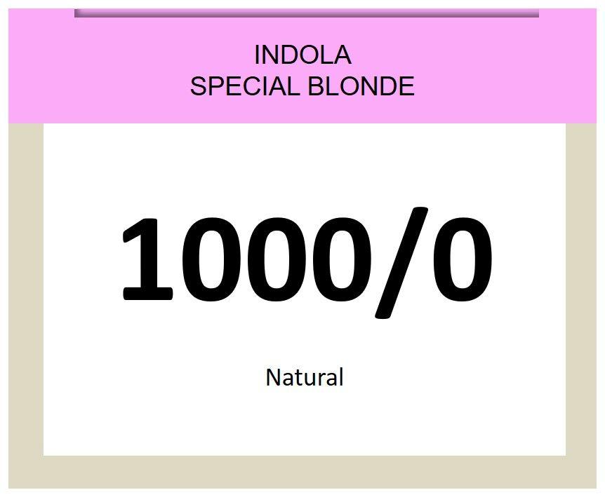 Blonde Expert Special Blonde 60ml 1000/0