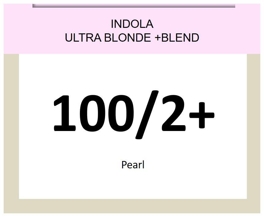 Blonde Expert Ultra Blonde + Blend 60ml 100/2+