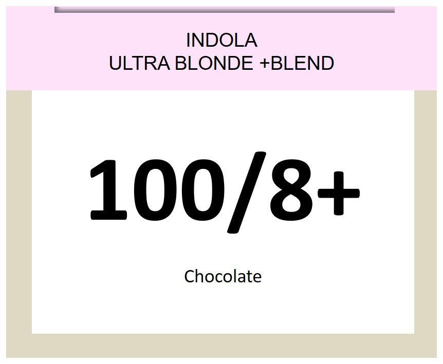 Blonde Expert Ultra Blonde + Blend 60ml 100/8+
