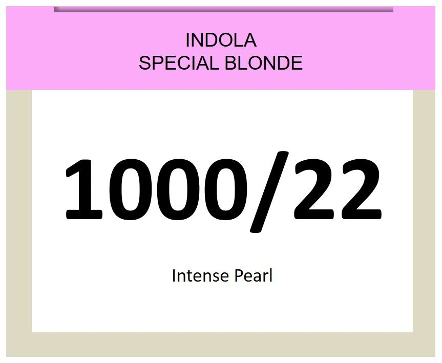 Blonde Expert Special Blonde 60ml 1000/22