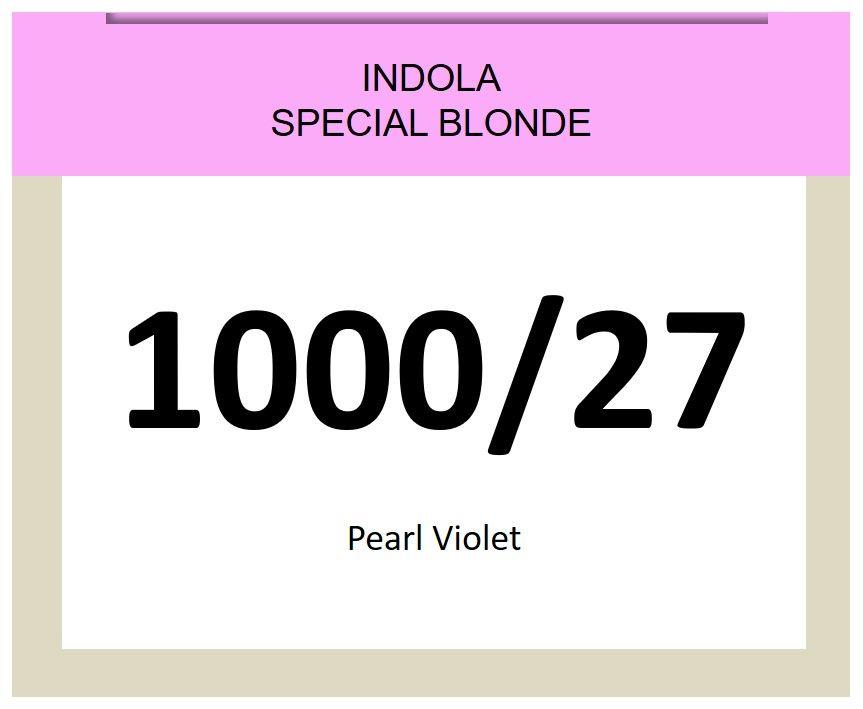 Blonde Expert Special Blonde 60ml 1000/27