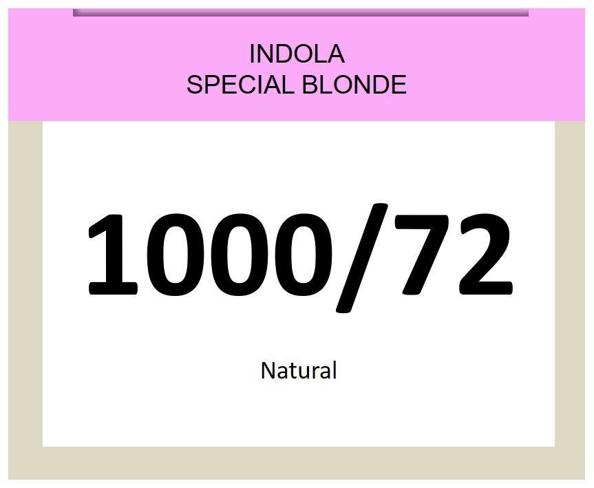 Blonde Expert Special Blonde 60ml 1000/72