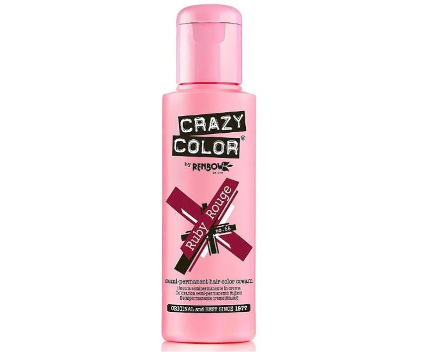 Crazy Color Ruby Rouge #66 100ml