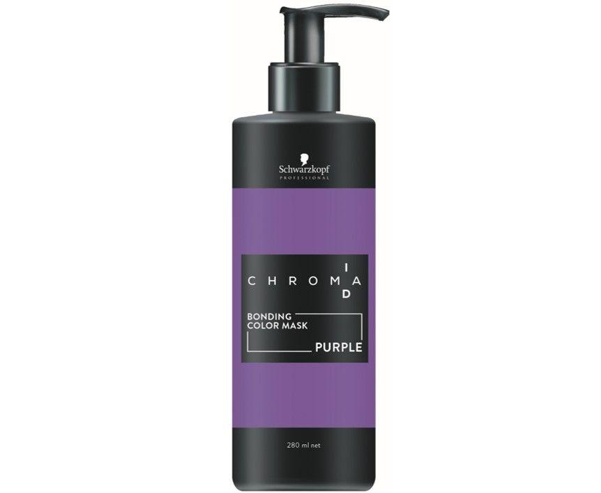 ChromaID Bonding Color Mask Purple 280ml