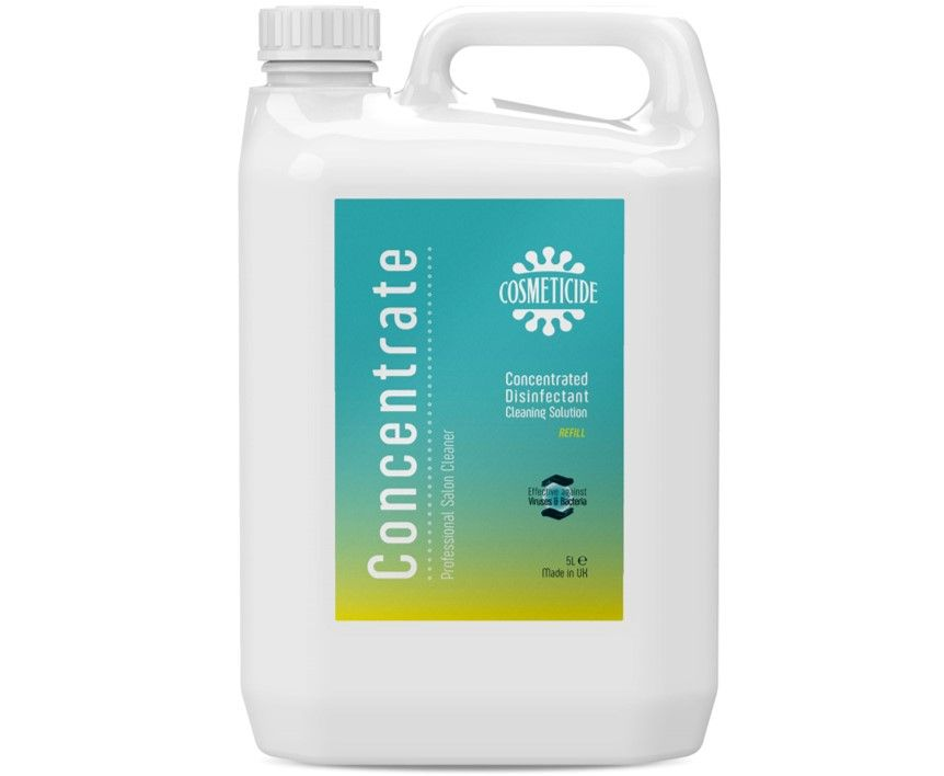 Cosmeticide Concentrated Disinfectant Cleaning Solution 5000ml