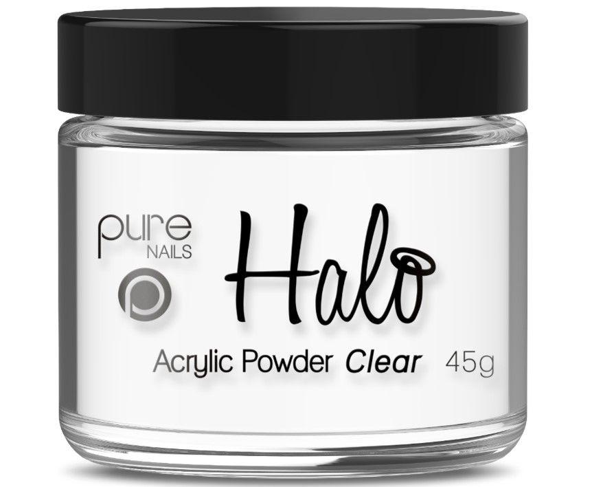 Halo Acrylic Powder Clear 45g