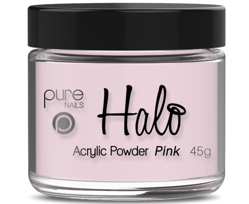 Halo Acrylic Powder Pink 45g