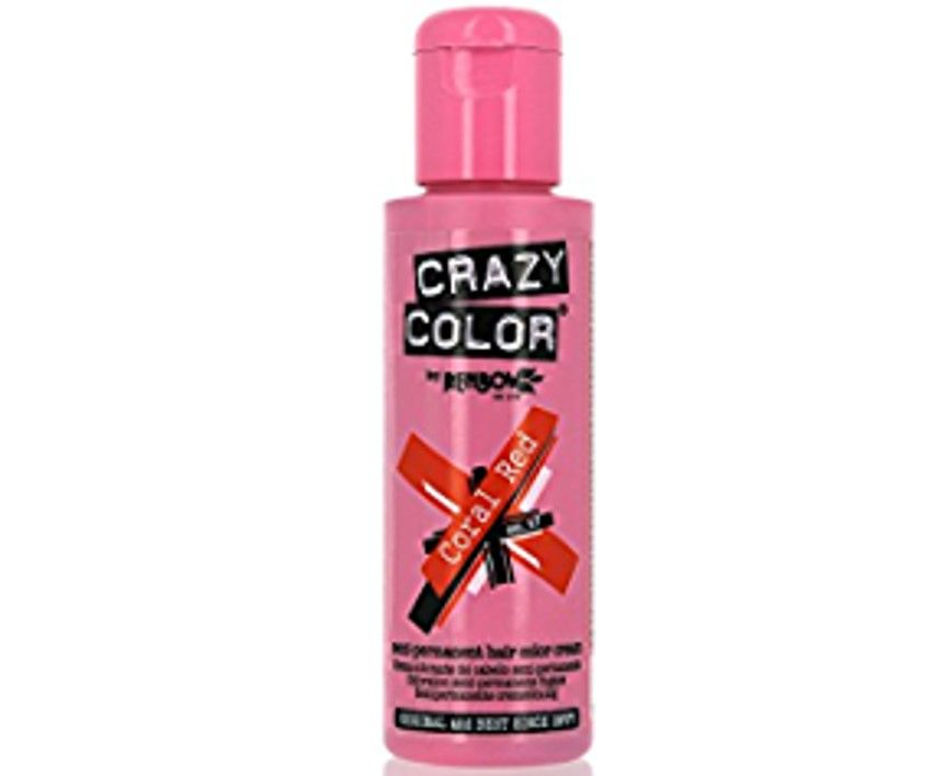 Crazy Color Coral Red #57 100ml