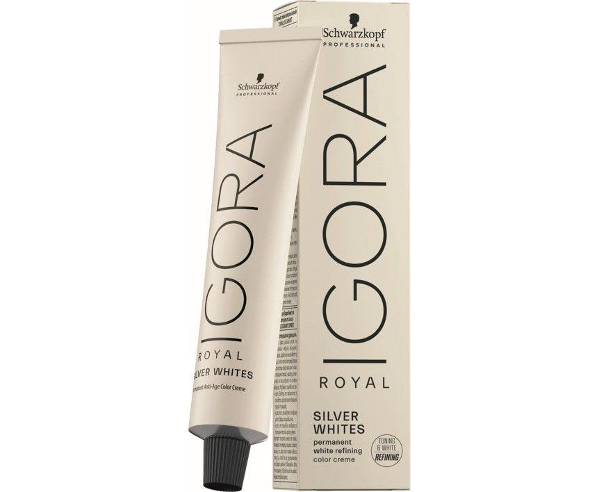 Igora Royal Silver Whites Tube 60ml *SELECT SHADE*