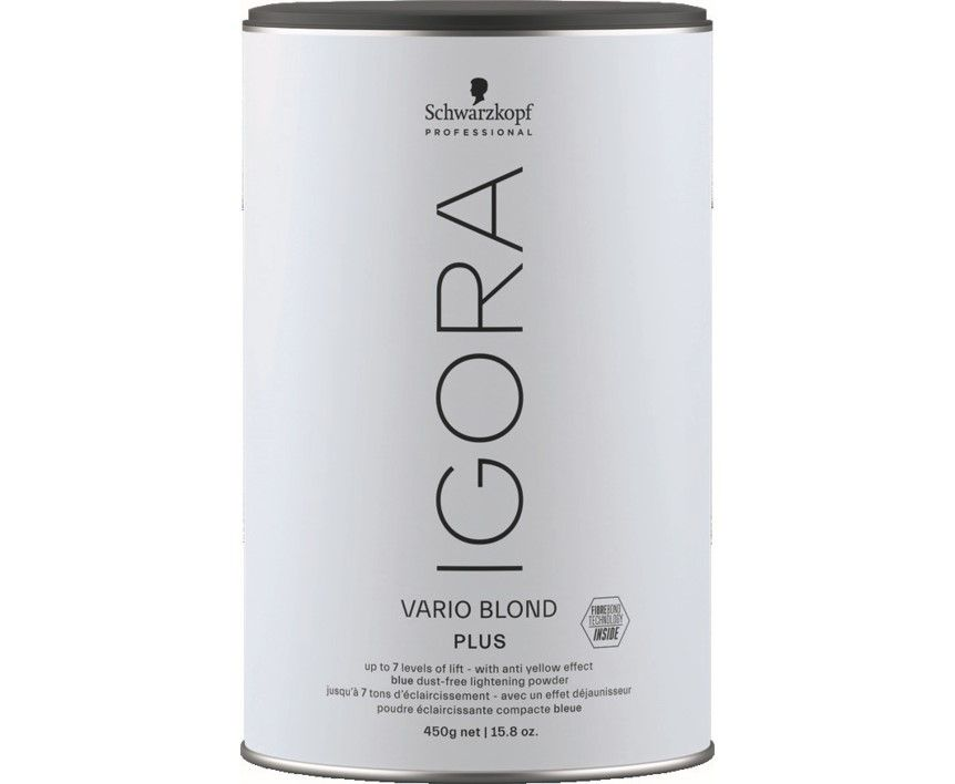 Igora Vario Super Plus White Bleach 450g