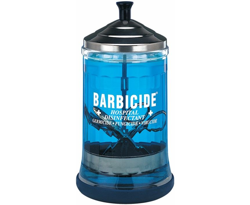 Barbicide Glass Jar Medium 621ml