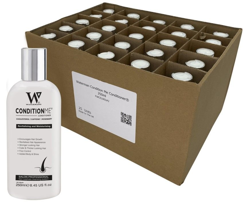 Watermans Condition Me Conditioner 250ml 25 Pack