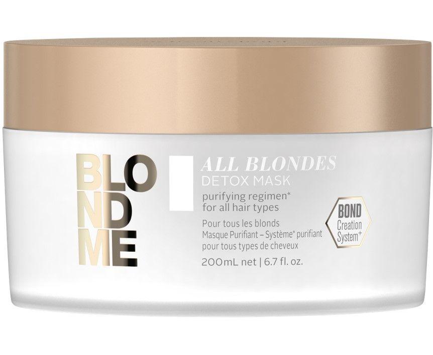 Blond Me All Blondes Detox Mask 200ml