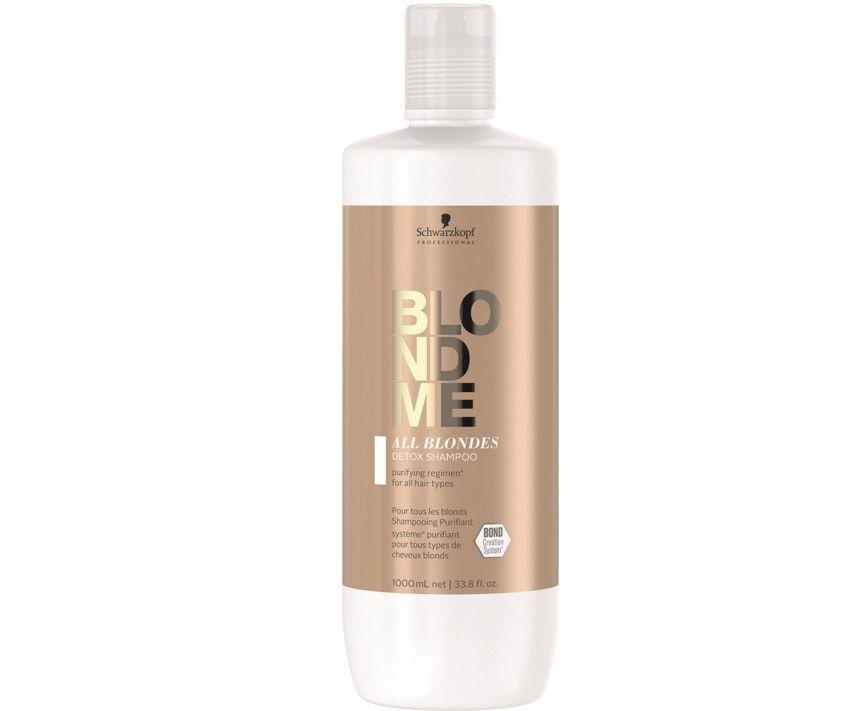 Blond Me All Blondes Detox Shampoo 1000ml