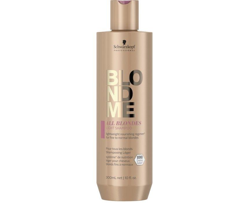 Blond Me All Blondes Light Shampoo 300ml
