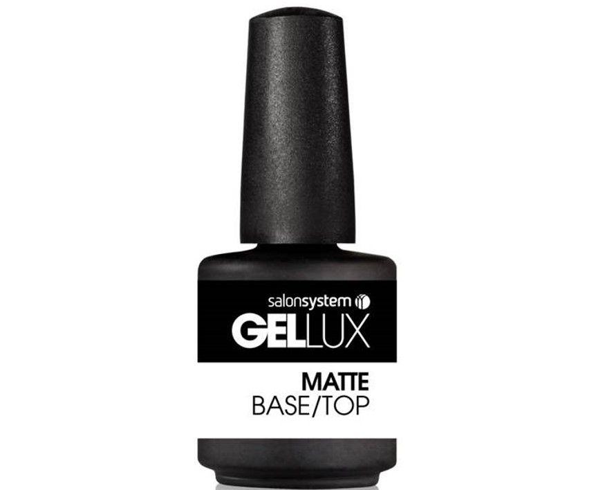 Gellux Matte Base/Top Coat 15ml