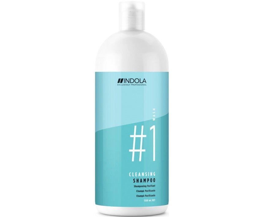 Indola #1 Cleansing Shampoo 1500ml
