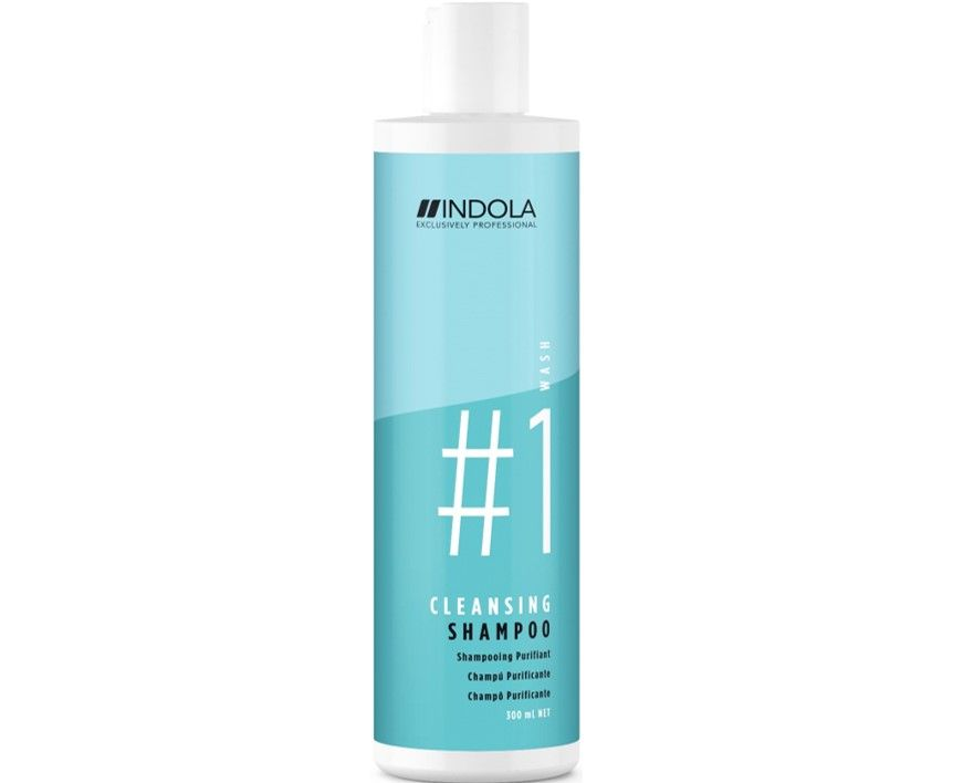 Indola #1 Cleansing Shampoo 300ml