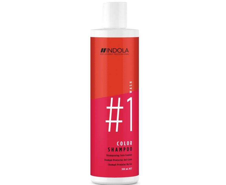 Indola #1 Color Shampoo 300ml