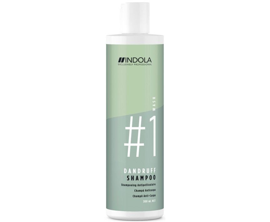 Indola #1 Dandruff Shampoo 300ml