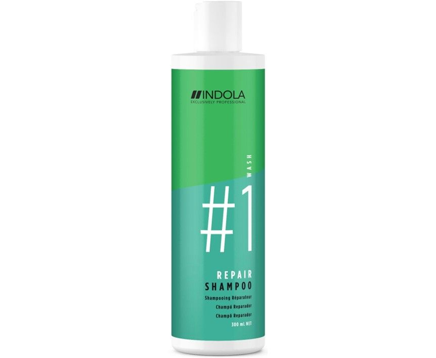 Indola #1 Repair Shampoo 300ml