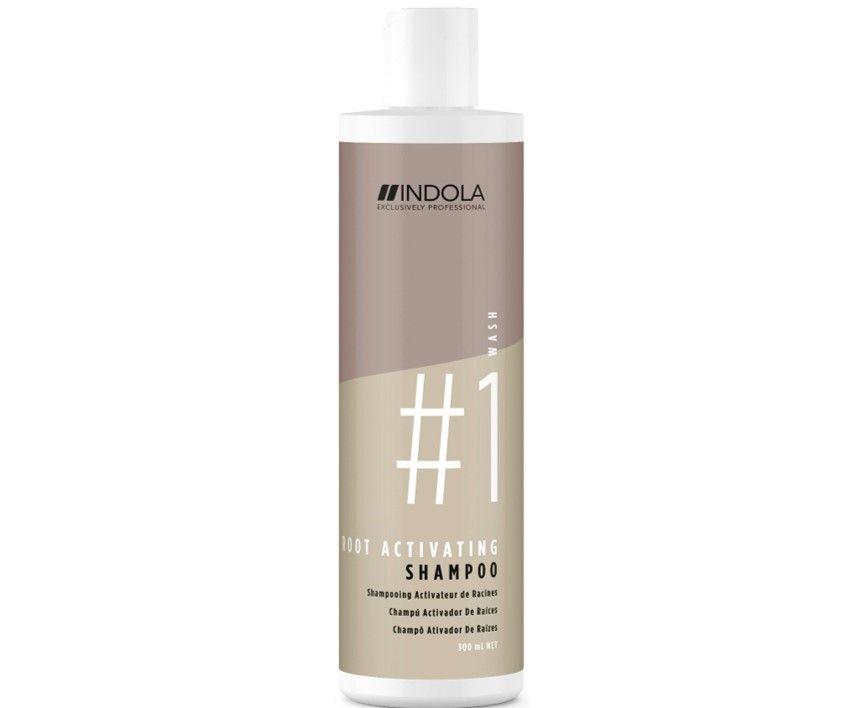 Indola #1 Root Activating Shampoo 300ml