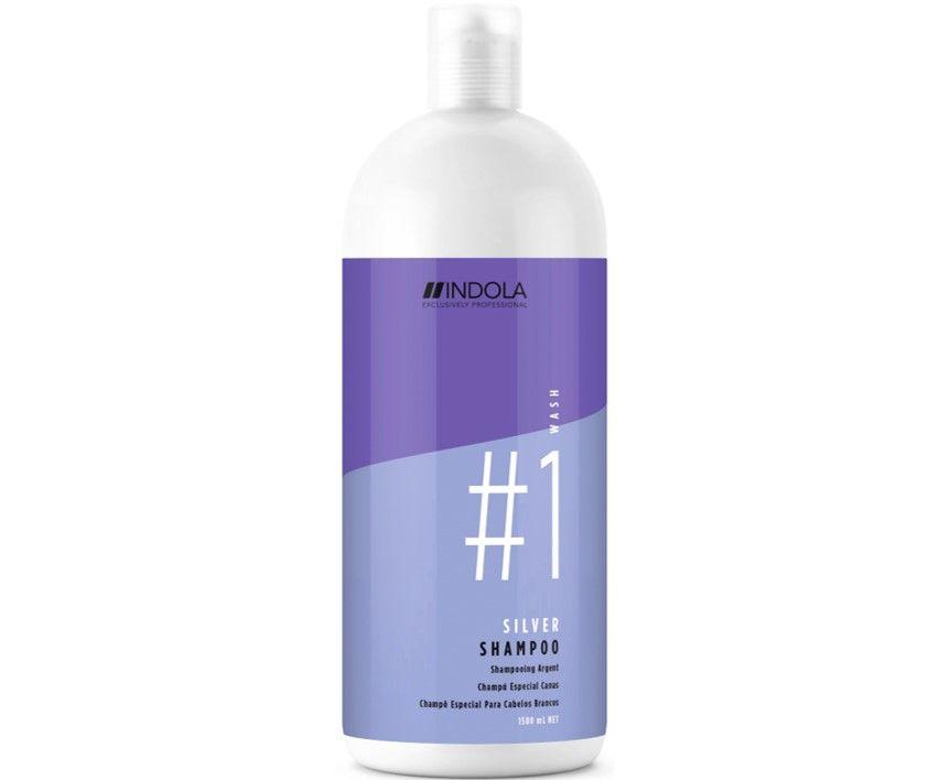 Indola #1 Silver Shampoo 1500ml