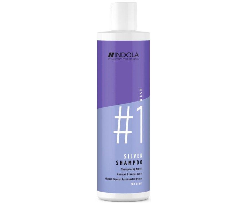 Indola #1 Silver Shampoo 300ml