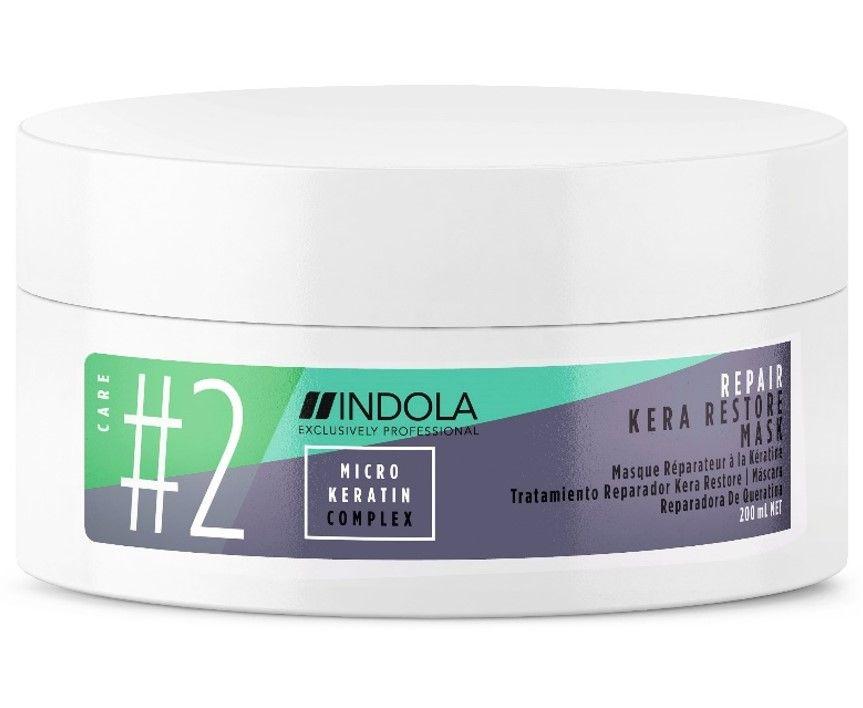 Indola #2 Repair Keratin Restore Mask 200ml