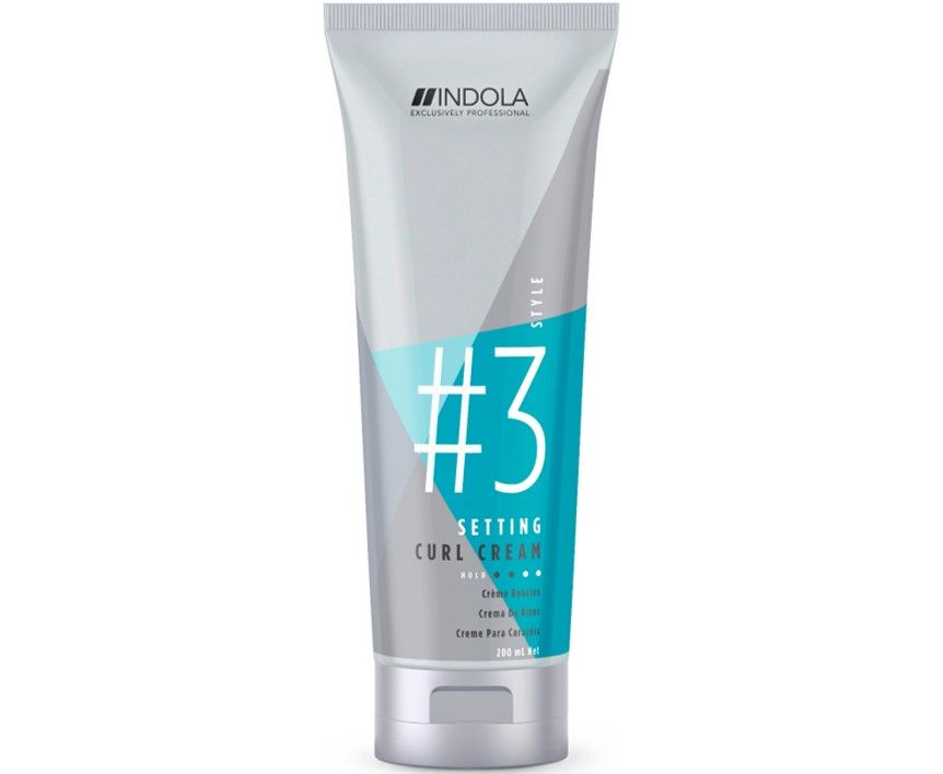 Indola #3 Curl Cream 200ml
