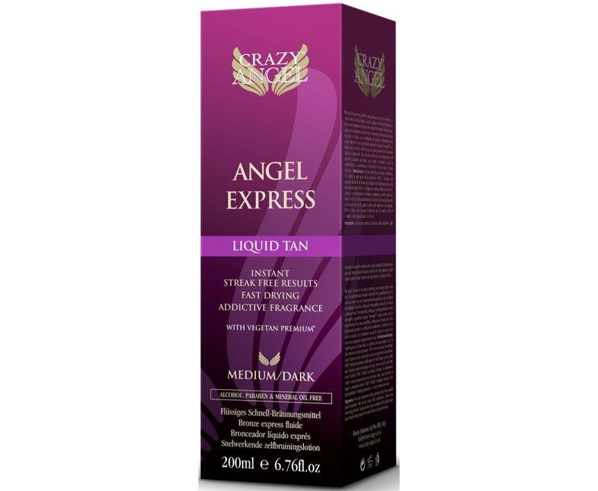 Crazy Angel Angel Express Liquid Tan Kit