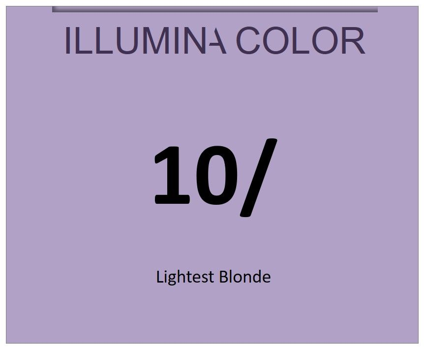 Illumina 60ml 10/