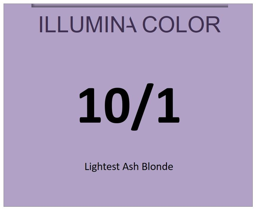 Illumina 60ml 10/1