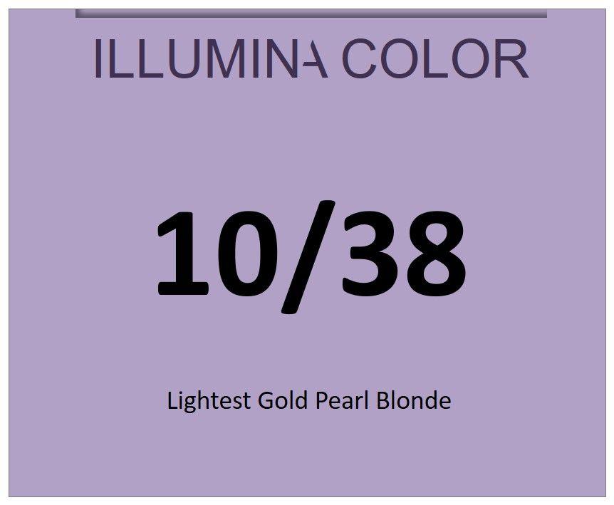 Illumina 60ml 10/38