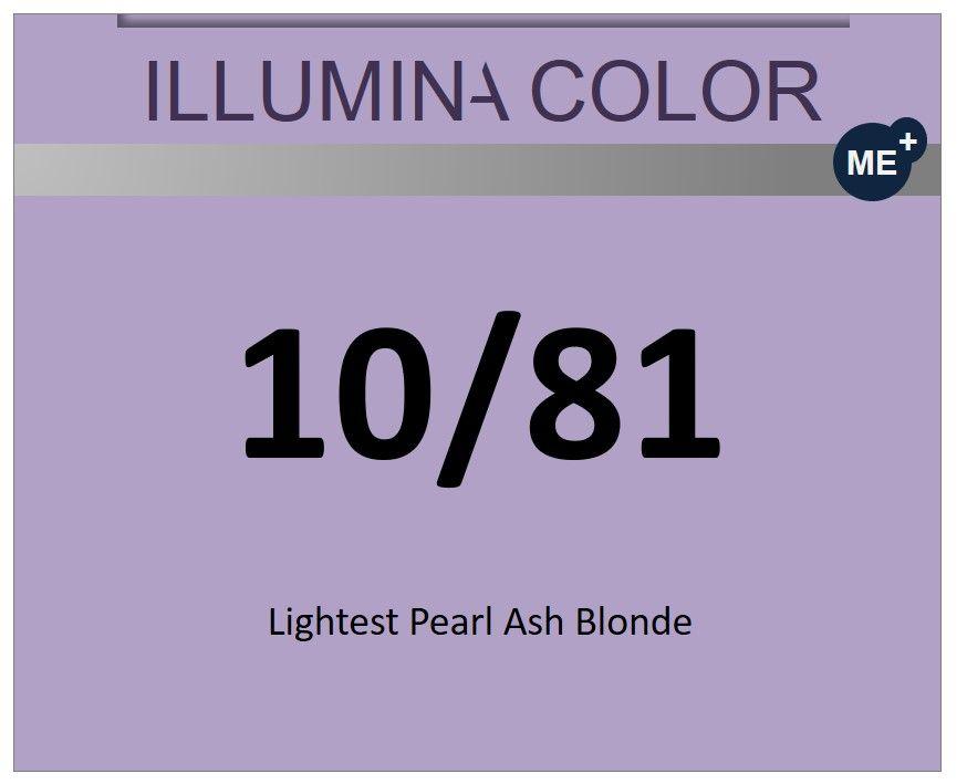 Illumina 60ml 10/81
