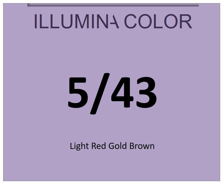 Illumina 60ml 5/43