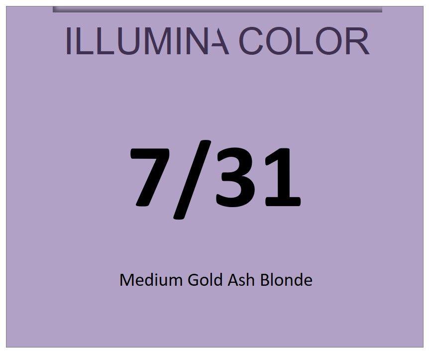 Illumina 60ml 7/31