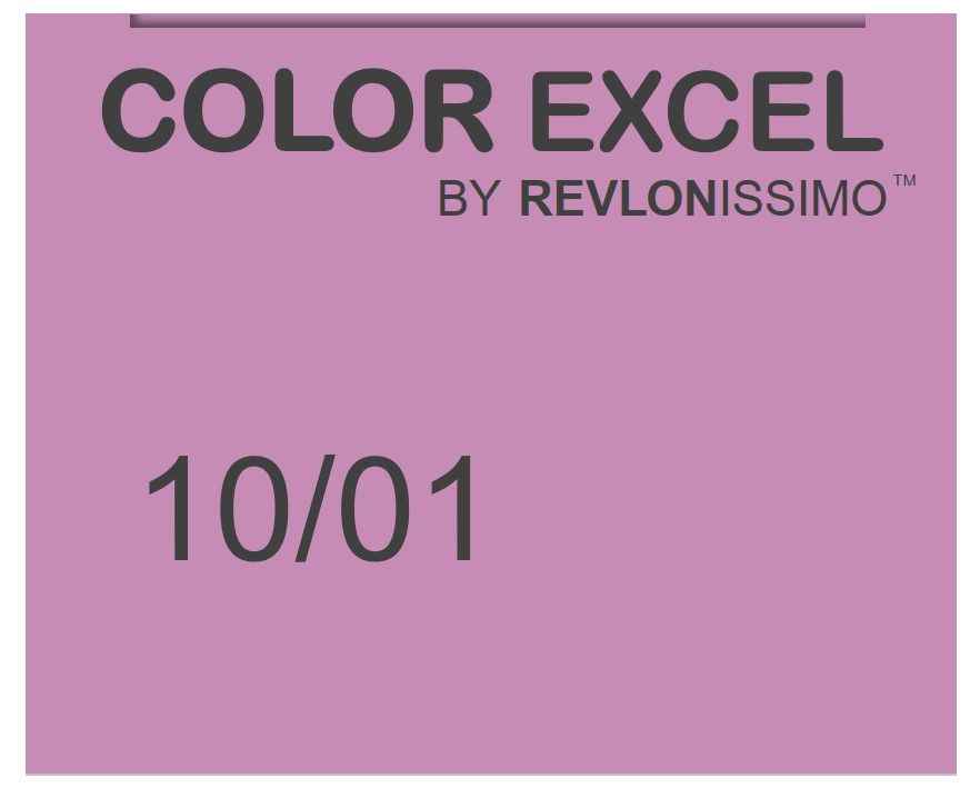 Young Color Excel 70ml 10/01