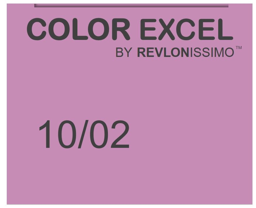 Young Color Excel 70ml 10/02