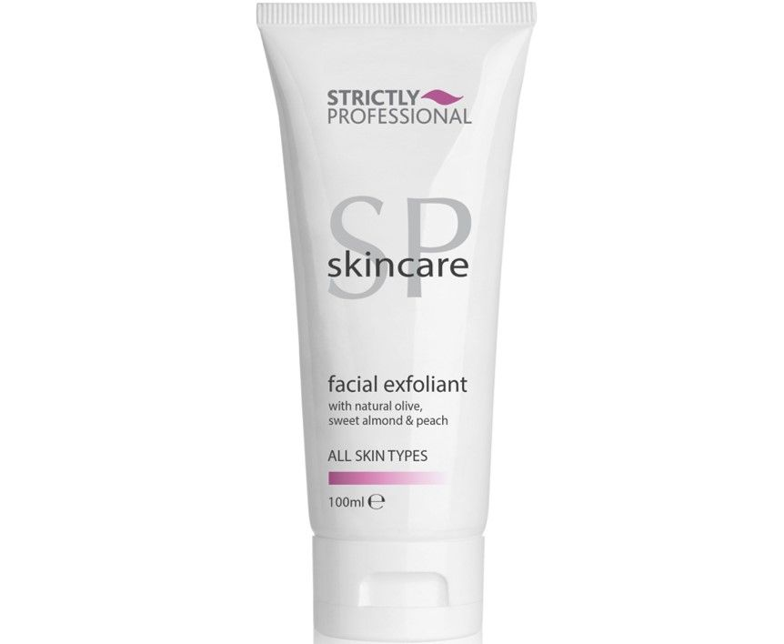 SP Skincare All Skin Types Facial Exfoliant 100ml