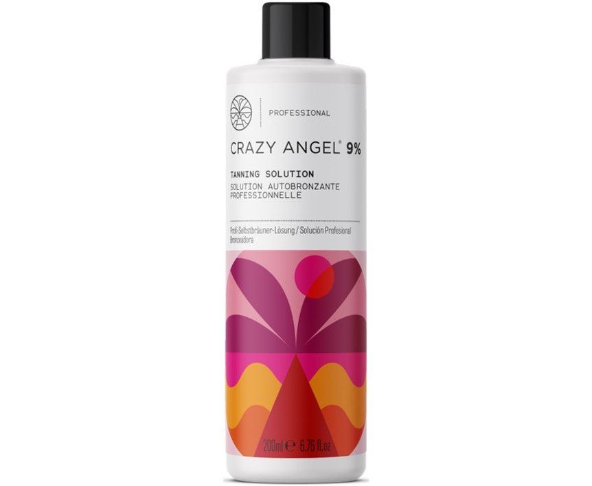 Crazy Angel Tanning Solution 9% 200ml