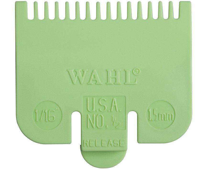 Wahl Clipper Comb Plastic #0.5 Lime