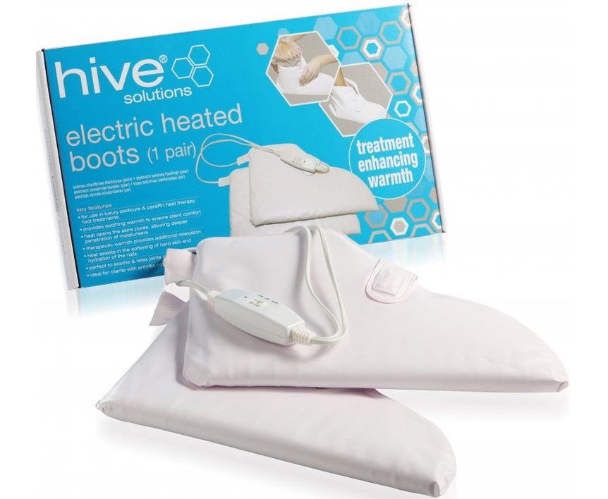 Hive Heated Manicure Mitts