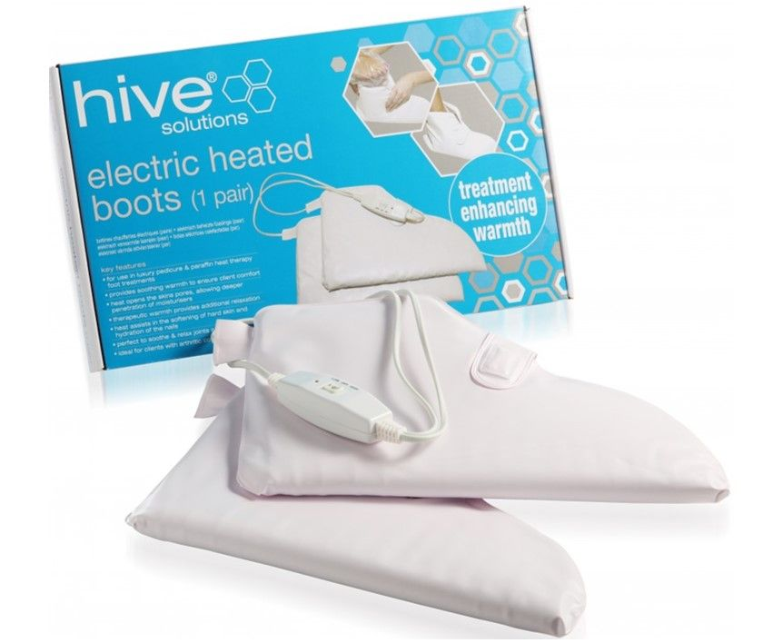 Hive Heated Pedicure Boots